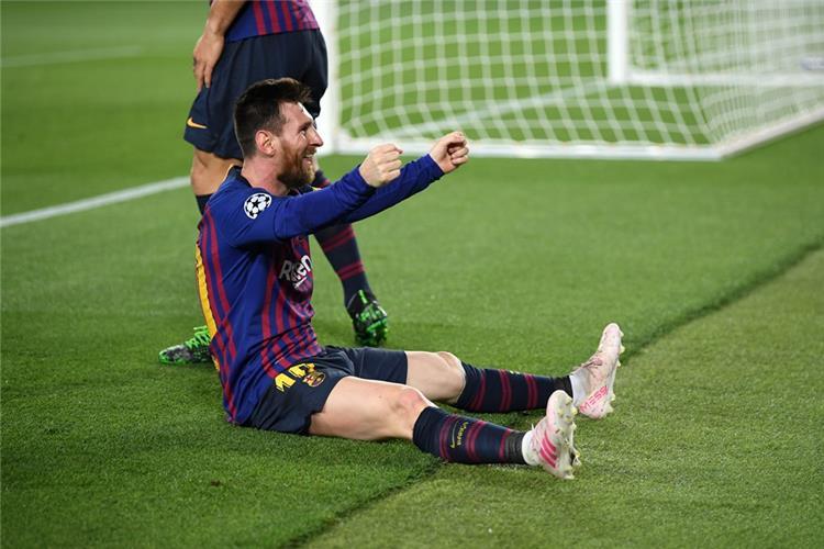 ميسي بعد الفوز على ليفربول: رغبنا بتسجيل هدف رابع وكنت محظوظَا