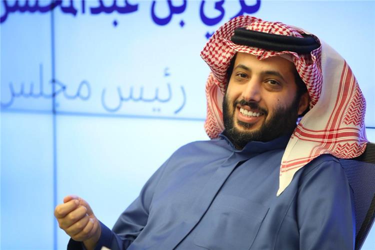 تركي آل الشيخ يهنيء التعاون على الفوز بكأس خادم الحرمين