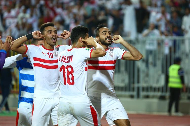 تشكيل الزمالك المتوقع أمام الداخلية اليوم في الدوري المصري.. السعيد يقود الهجوم -