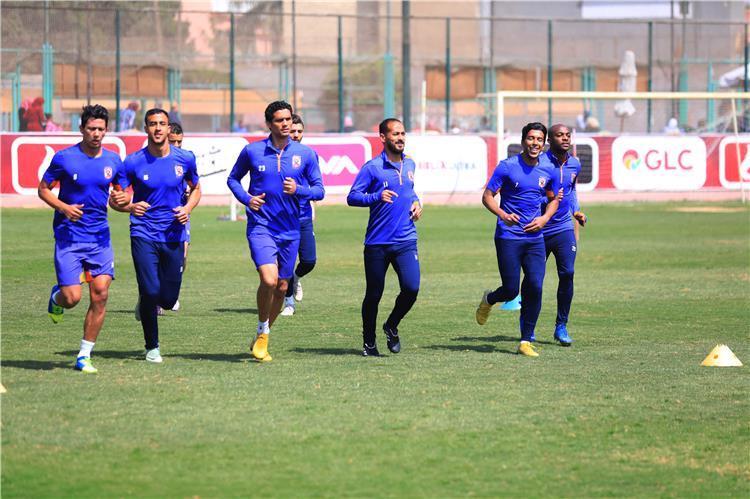 الأهلي يختتم استعداداته لمواجهة إنبي في الدوري المصري -