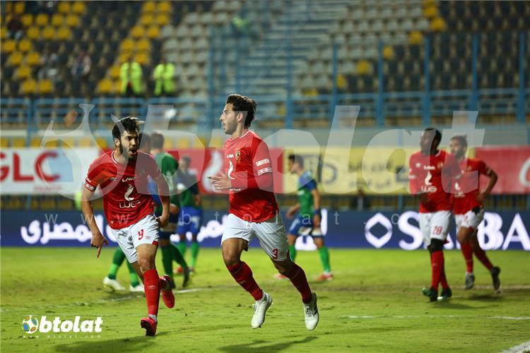 صانع ألعاب الأهلي يتعرض للإصابة قبل مباراة إنبي في الدوري -