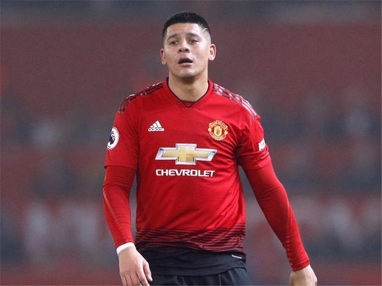 مانشستر يونايتد يحدد سعر بيع ماركوس روخو - بطولات
