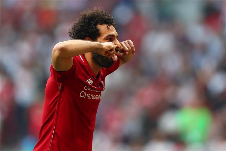 فيديو محمد صلاح يسجل هدف ليفربول الأول أمام توتنهام في