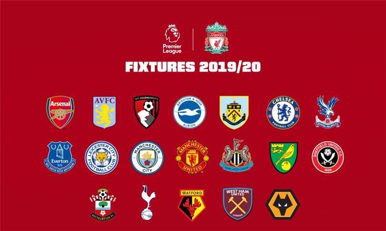 تعرف على مواعيد مباريات ليفربول في الدوري الإنجليزي 2019 2020 بطولات