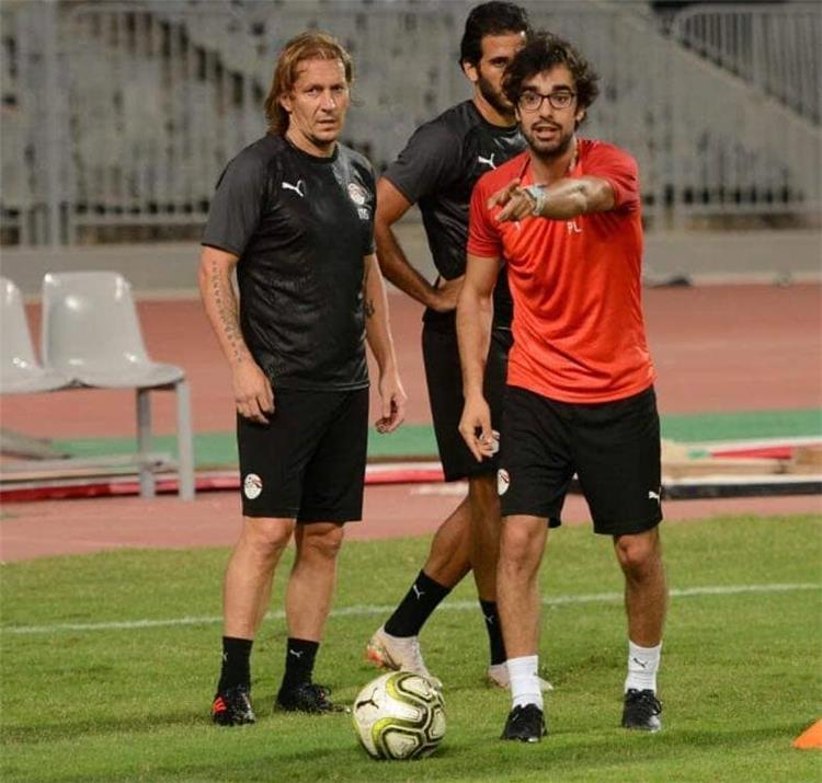 مدرب أحمال منتخب مصر
