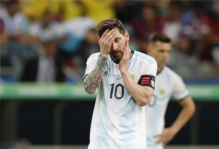 رقم سلبي لميسي والأرجنتين بعد الخسارة أمام كولومبيا في كوبا أمريكا ...