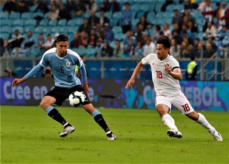 أوروجواي واليابان