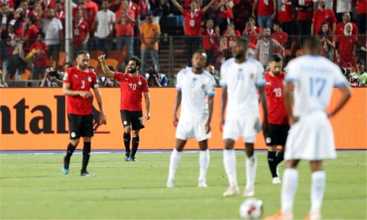 مصر والكونغو