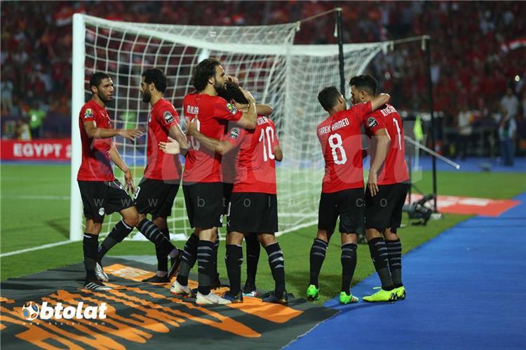 القنوات الناقلة ومعلقين مباراة مصر اليوم أمام أوغندا في كأس أمم