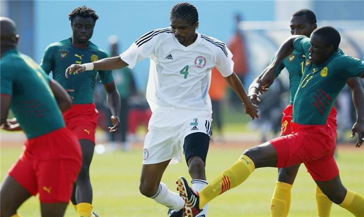 الكاميرون ونيجيريا