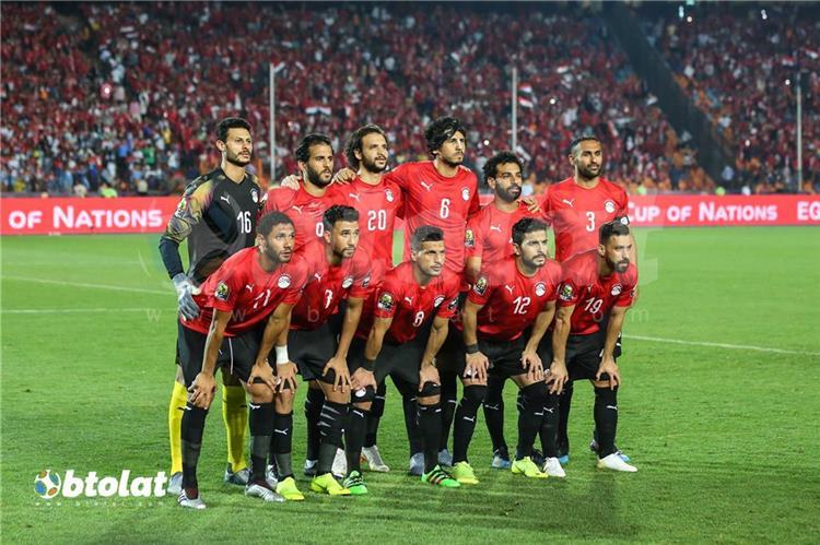 تشكيل منتخب مصر أمام جنوب إفريقيا في دور الـ 16 بـ أمم افريقيا