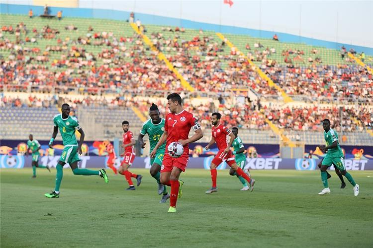 مباراة تونس في امم افريقيا
