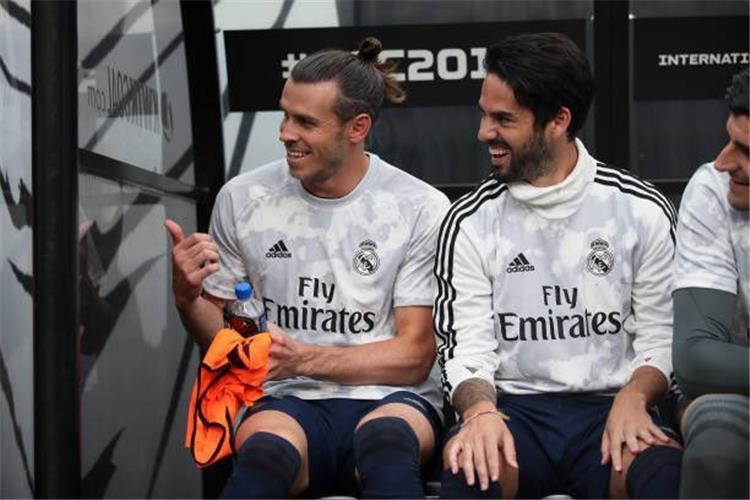 رغم تأكيد زيدان على رحيله جاريث بيل يشارك مع ريال مدريد أمام آرسنال