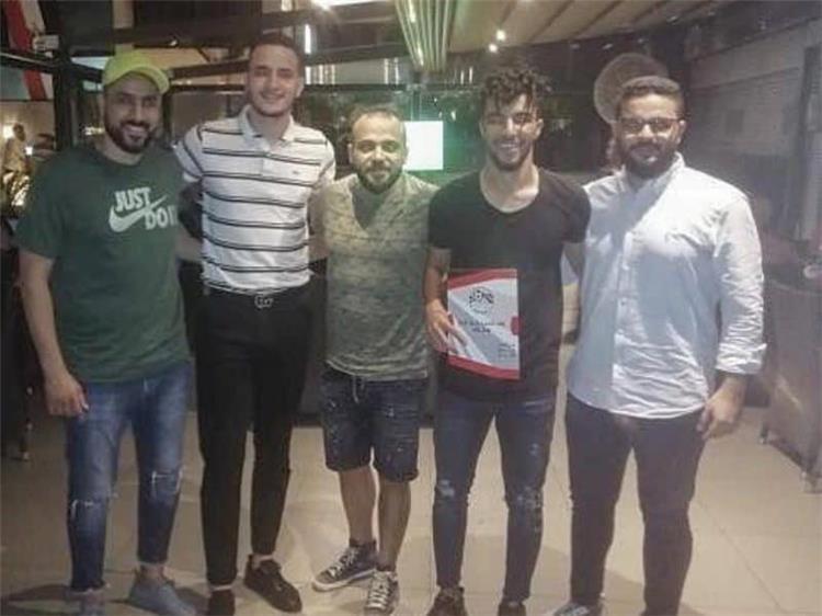 أف سي مصر يتعاقد مع ثلاثي الأهلي وبيرميدز والمصري