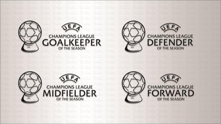 جوائز الاتحاد الاوروبي لافضل لاعب في دوري ابطال اوروبا