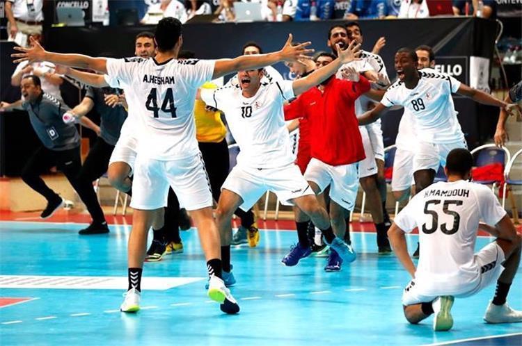 منتخب مصر لكرة اليد للشباب