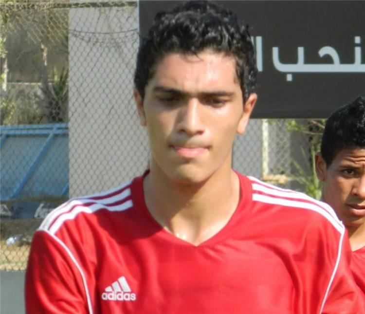 مصطفى فرماوي مدافع الأهلي
