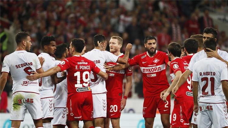 براجا يتأهل لمجموعات الدوري الأوروبي في غياب كوكا وباوك يفشل في التأهل بدون وردة