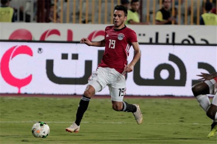 بالفيديو صلاح محسن يضيف الهدف الرابع لـ منتخب مصر الأولمبي
