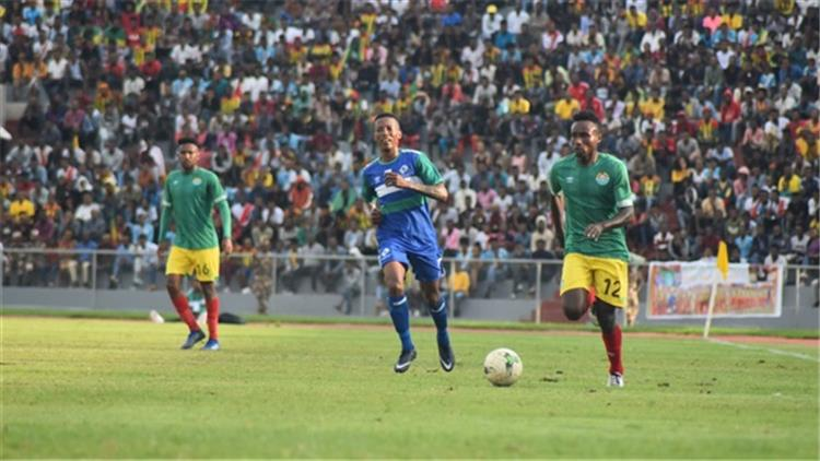 أثيوبيا وليسوتو