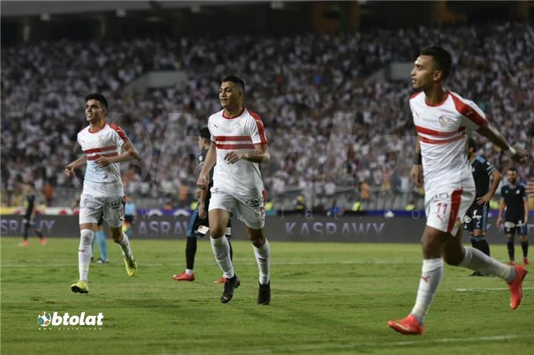 فيديو بثلاثية أوباما وبن شرقي الزمالك بطل كأس مصر على حساب