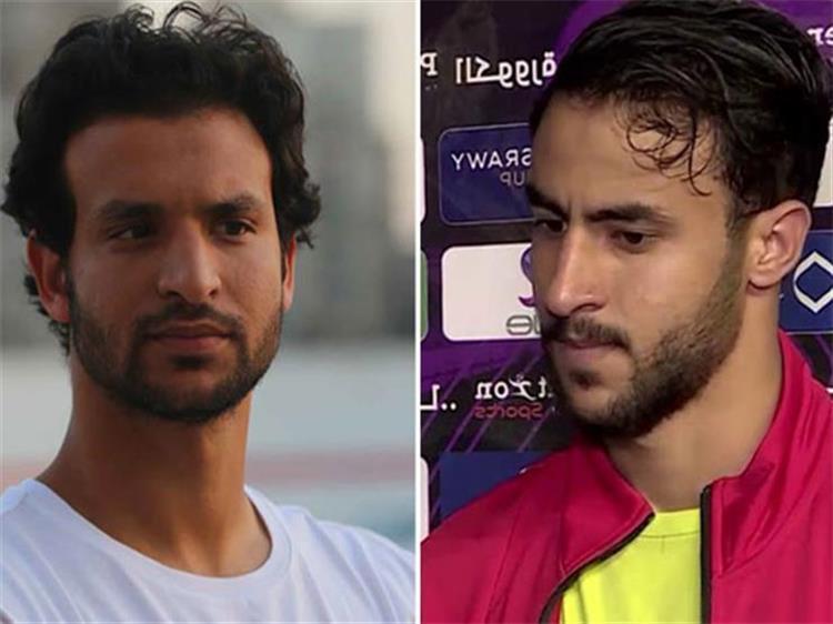 محمود علاء وأحمد علاء