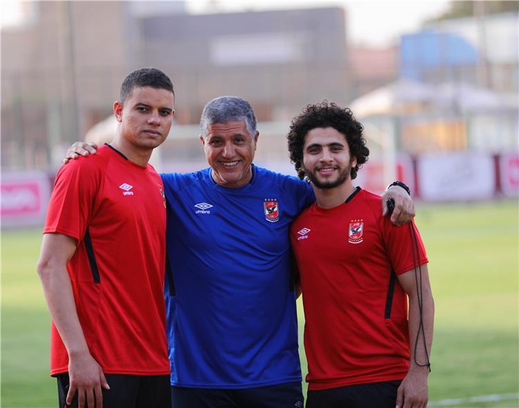 محمد محمود وسعد سمير