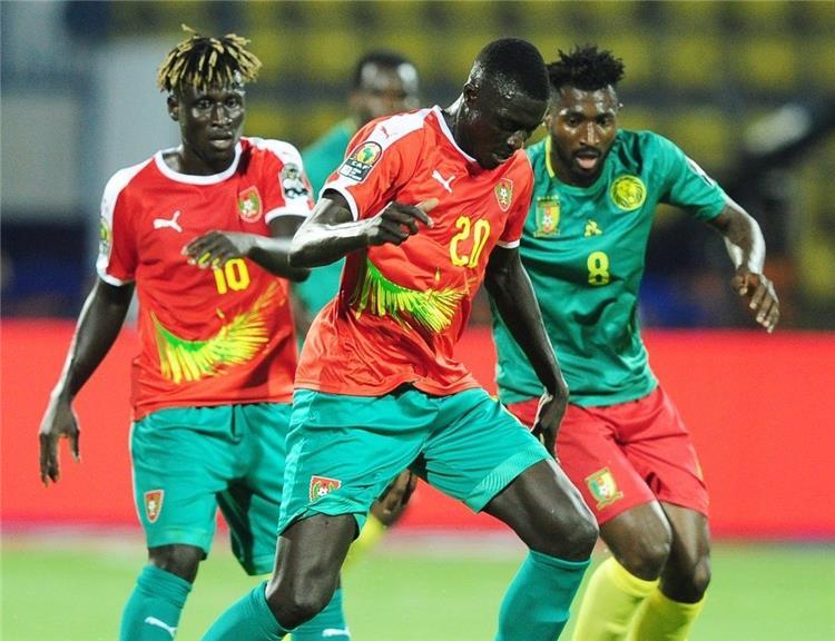 منتخب غينيا بيساو