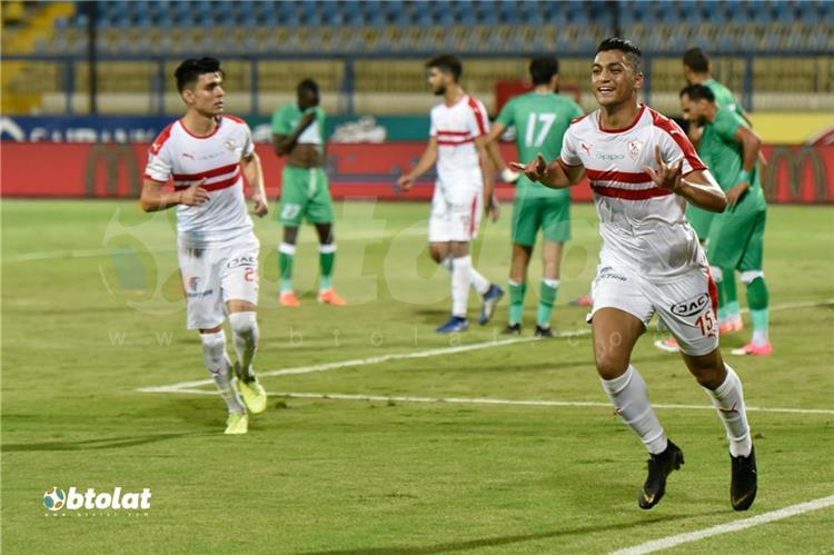 مصطفى محمد شرف لأي لاعب الانضمام لمنتخب مصر وحلمي الصعود للأولمبياد وكأس العالم