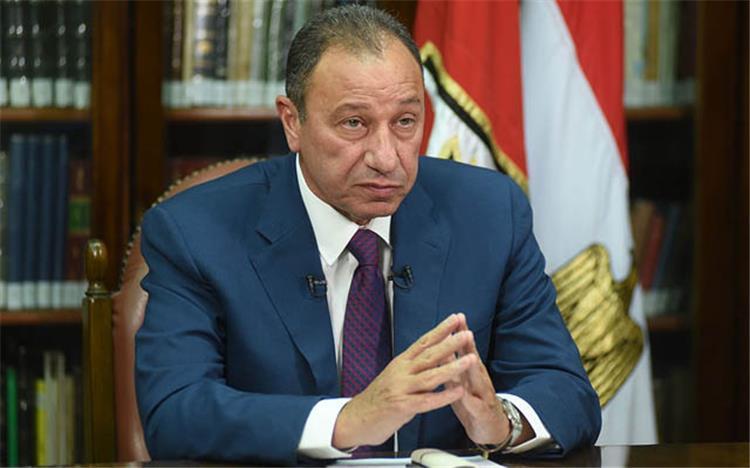 محمود الخطيب رئيس الأهلي