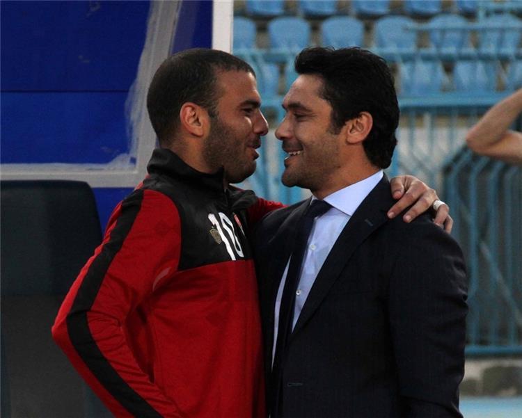 احمد حسن وعماد متعب