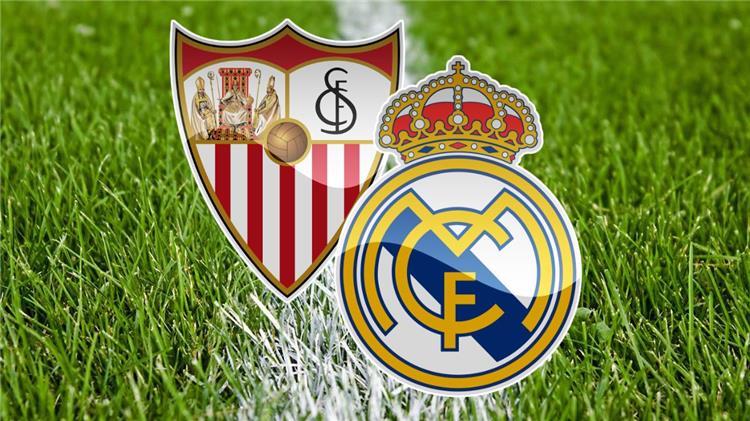 ريال مدريد واشبيلية