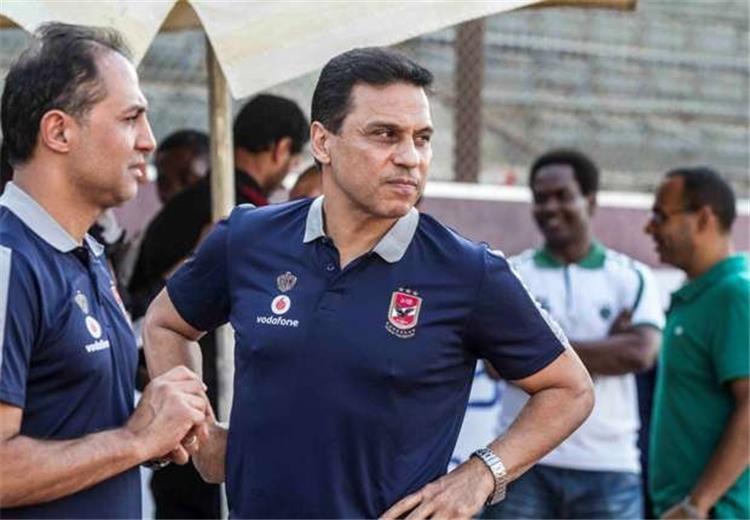 حسام البدري وأحمد أيوب
