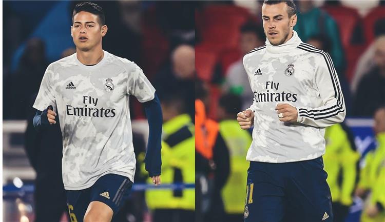 الكشف عن سبب استبعاد خاميس وبيل الم فاجئ من مباراة ريال مدريد في دوري أبطال أوروبا