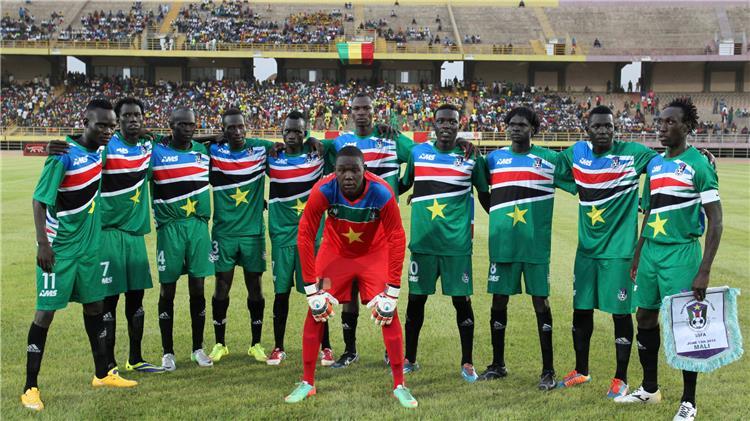منتخب جنوب السودان