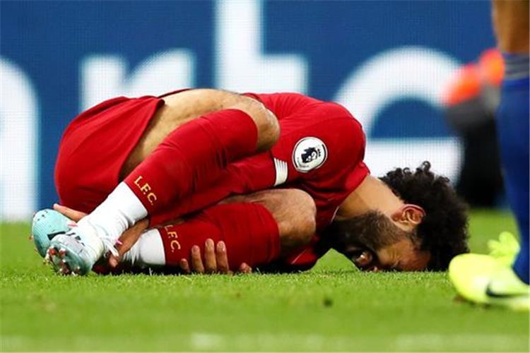 ليفربول يضع برنامج تأهيلي لمحمد صلاح من أجل العودة أمام مانشستر يونايتد