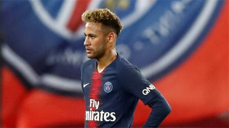 نيمار لاعب باريس سان جيرمان