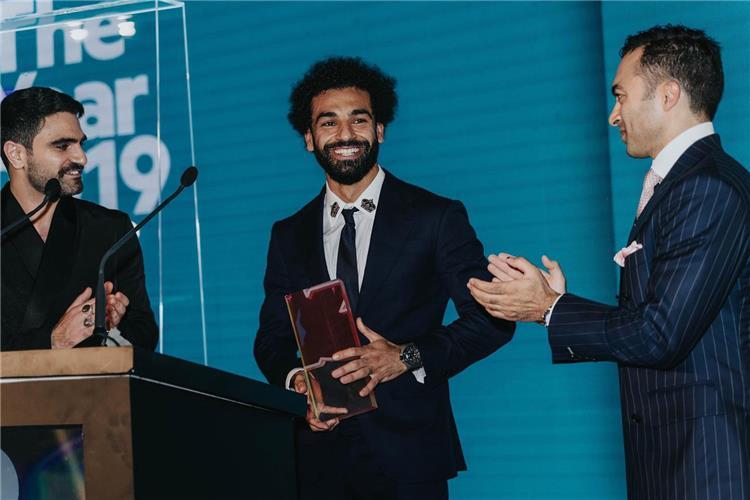 فيفا يعلن عن إنجاز جديد لمحمد صلاح