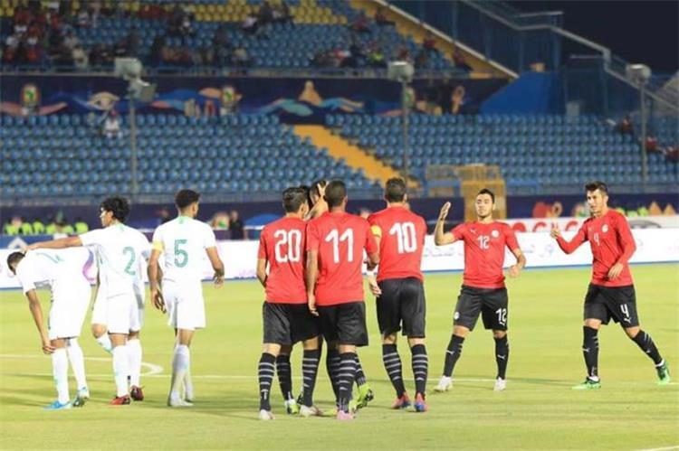 بالفيديو منتخب مصر الأولمبي يتعادل مع جنوب إفريقيا 1 1