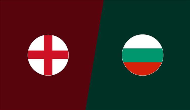 إنجلترا وبلغاريا