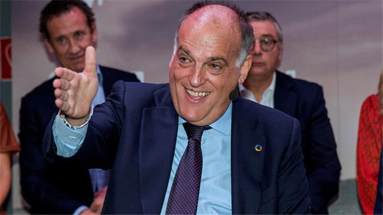 تيباس رئيس رابطة الليجا