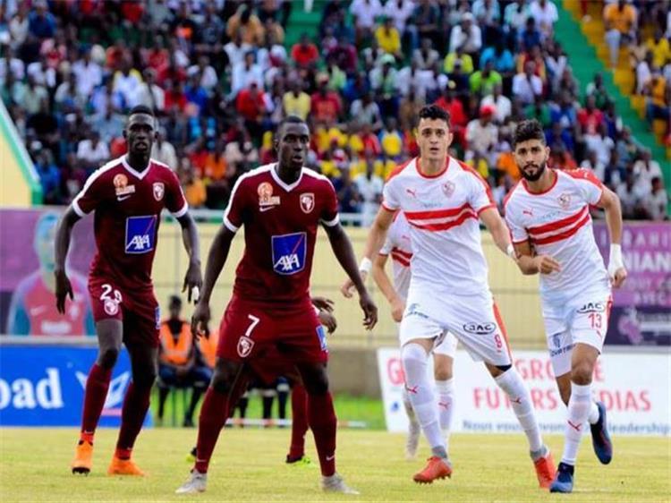 تايم سبورت تعلن إذاعة مباراة الزمالك وجينيراسيون السنغالي في