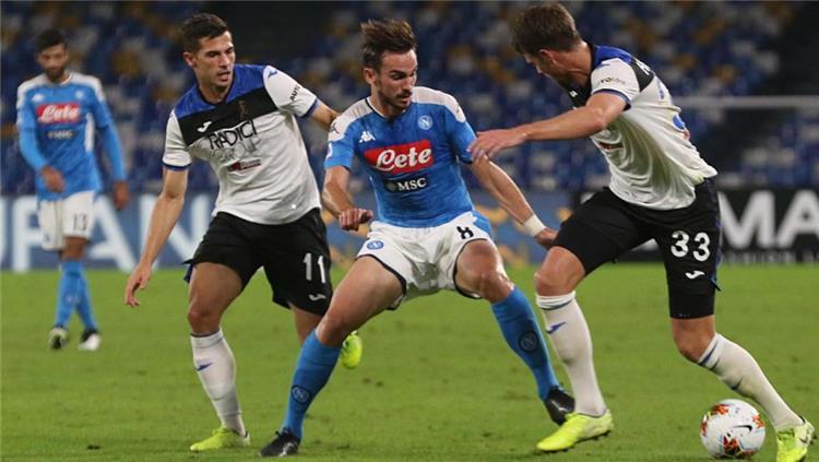 فابيان رويز لاعب نابولي الايطالي