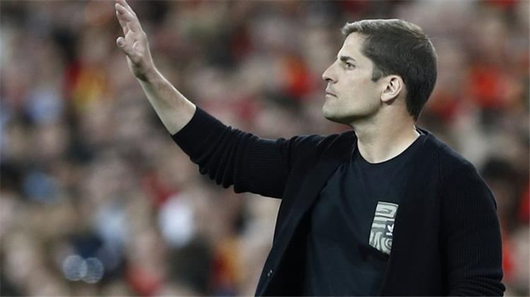 روبرت مورينو مدرب المنتخب الاسباني