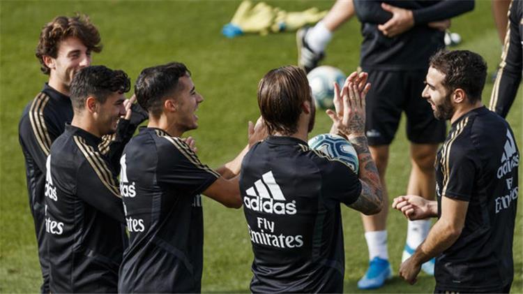 تدريبات ريال مدريد اليوم