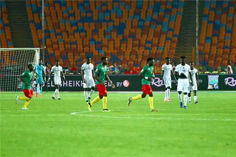 مباراة الكاميرون وغانا