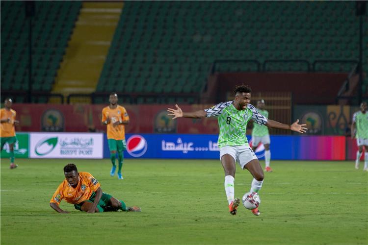 مباراة نيجيريا وكوت ديفوار