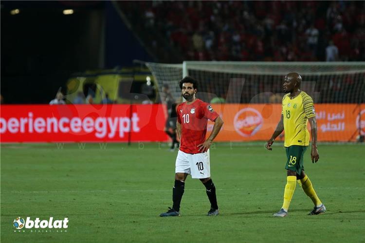 محمد صلاح لاعب مصر