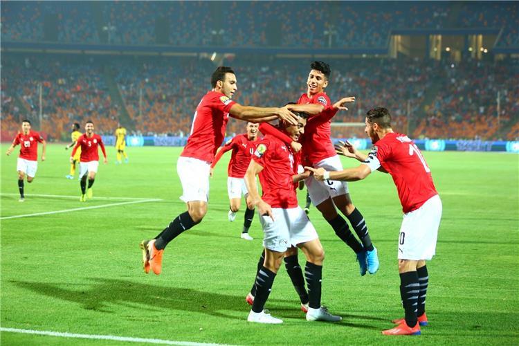 مباراة مصر الاولمبي