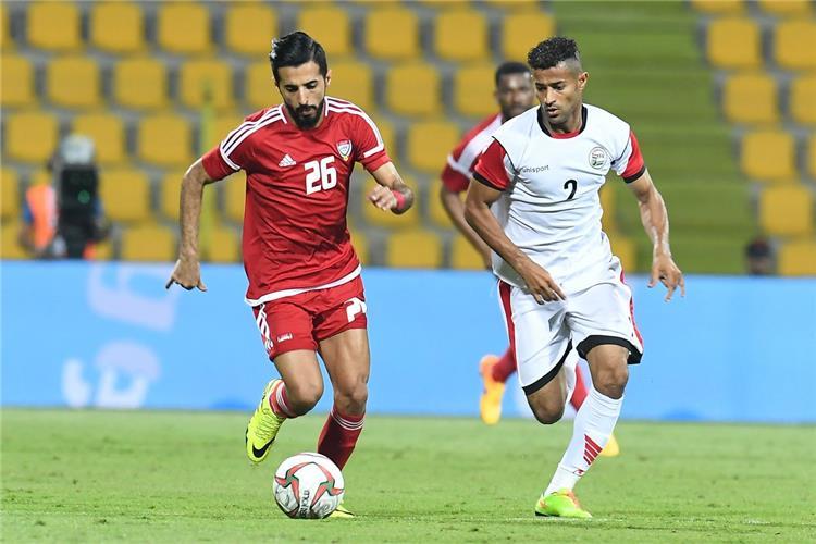 مباراة اليمن